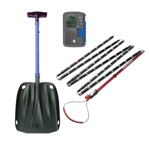 Black Diamond Recon BT Avalanche Safety Set